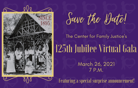 Save the Date 125th Jubilee